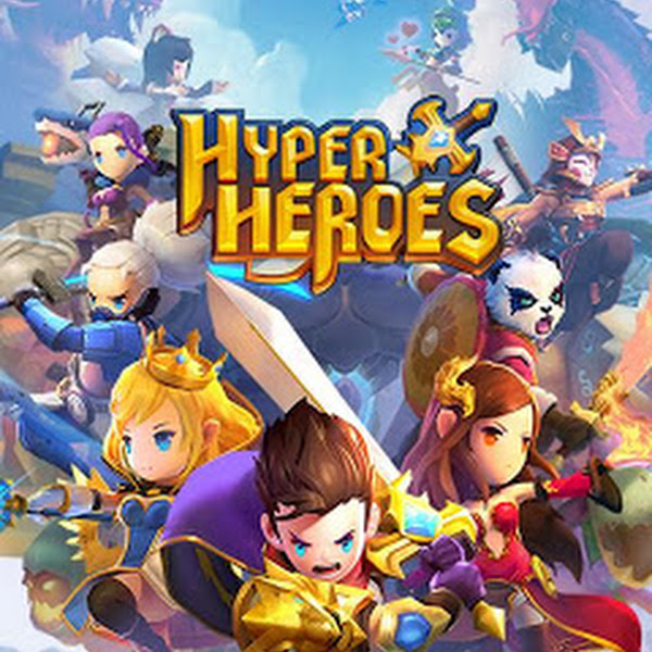 Hyper Heroes: Marble-Like v1.0.6.54978 [Mod]