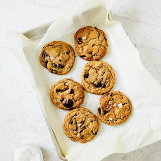 Any Time You Need 'Em Slice-and-Bake Chocolate Chip Cookies