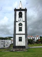 Photo: Hortan kellotorni (jotain muutakin Hortassa kuin satama)