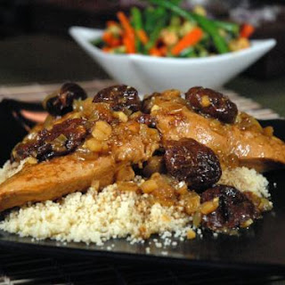 Ras El Hanout With Chicken Recipes.