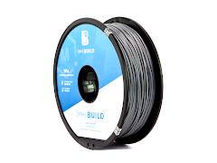 Grey MH Build Series TPU Flexible Filament - 3.00mm (1kg)