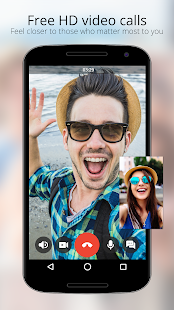 CU - free chat & video calls- screenshot thumbnail