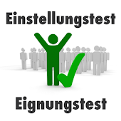Einstellungstest Eignungstest