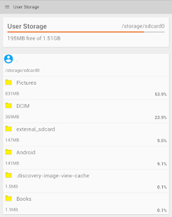 Storage Space- screenshot thumbnail