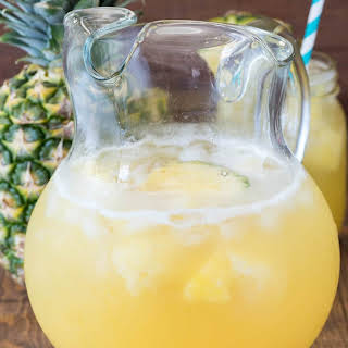 Pineapple Party Punch.