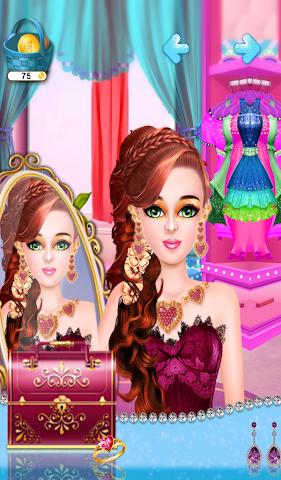 android Hochzeit-Shop Schmuck Spiele Screenshot 3