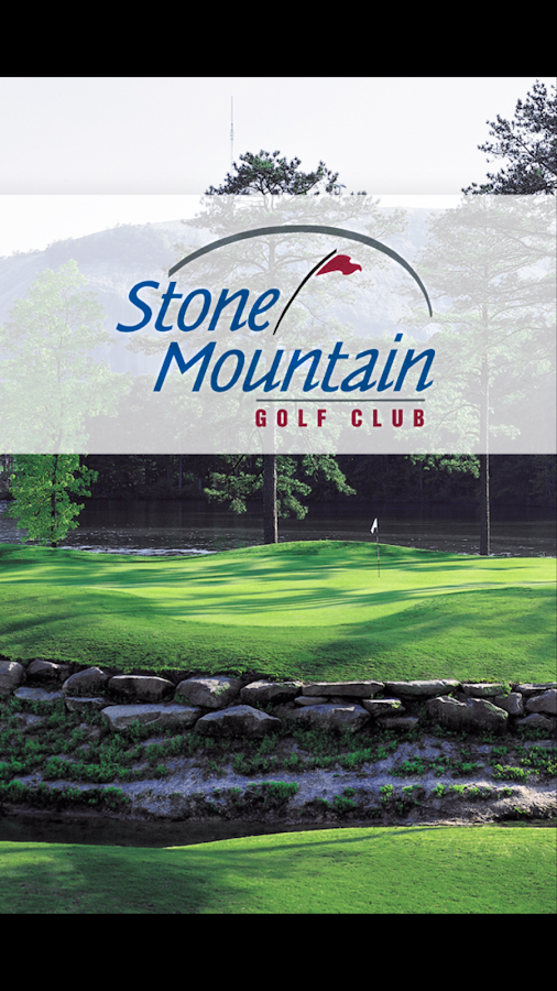 Stone Mountain Golf Club- screenshot