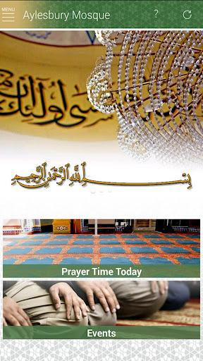 Aylesbury Jamia Masjid Ghausia