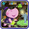 Little witch: Magic for kids icon