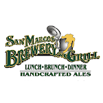 Logo for San Marcos Brewery & Grill
