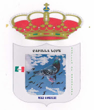"Photo: Escudo del ""Capilla Loft"" nombre que uso cuando compito a nivel Internacional."