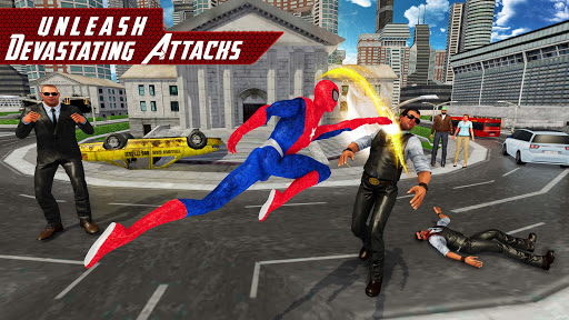 Superhero Avenger Street Fighting 2018 1.3 screenshots 9