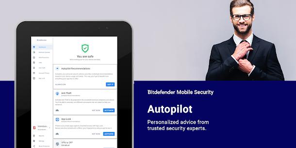 Bitdefender Mobile Security Apk & Antivirus 10
