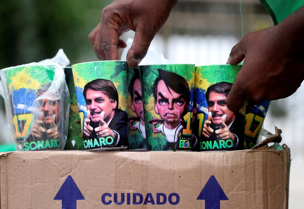 TOM EATON: Brazilian voters show what happens when only cynicism remains