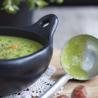 Pea and Sausage Soup
