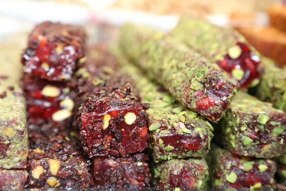 Azerbejdżan, kuchnia, słodycze, kuchnia Azerbejdżanu