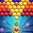 Bubble shooter primitive icon