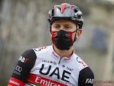 """Pogačar nu wél gestart en moet lachen met feit dat Valverde 41ste verjaardag viert: """"Veel renners die goed kunnen zijn"""""""