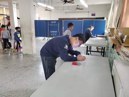 1090306模範生選舉投開票