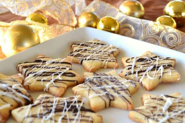 Cream Cheese Cut-out Cookies Recipe