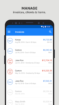 Download Invoice Maker Tiny Invoice APK Latest Version App For - Tiny invoice app