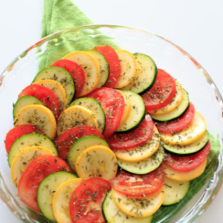 Healthy Squash and Tomato Casserole