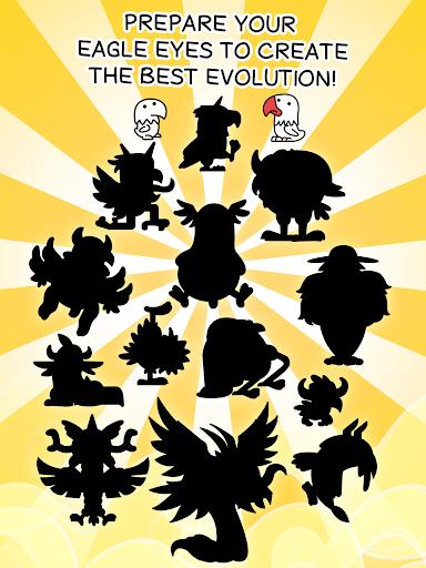 Eagle Evolution - Merge Mutant Eagles 1.0.1 screenshots 8