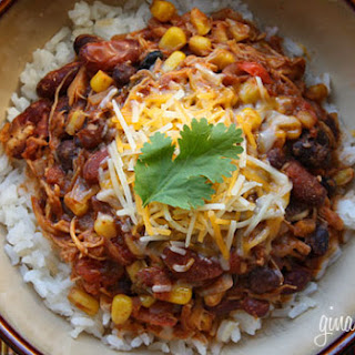 Chili With Dry Beans In Crock Pot Recipes