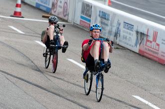Photo: En nog een roetser in de race.