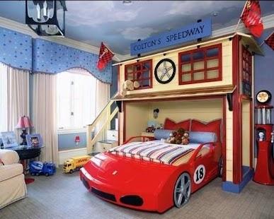 nuwe kinders slaapkamer idees - android apps op google play, Deco ideeën