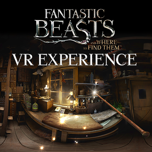 Fantastic Beasts VR Experience (app)