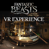 Fantastic Beasts VR Experience Icon