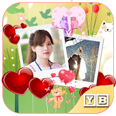 PicsFrame - Love Photo Collage