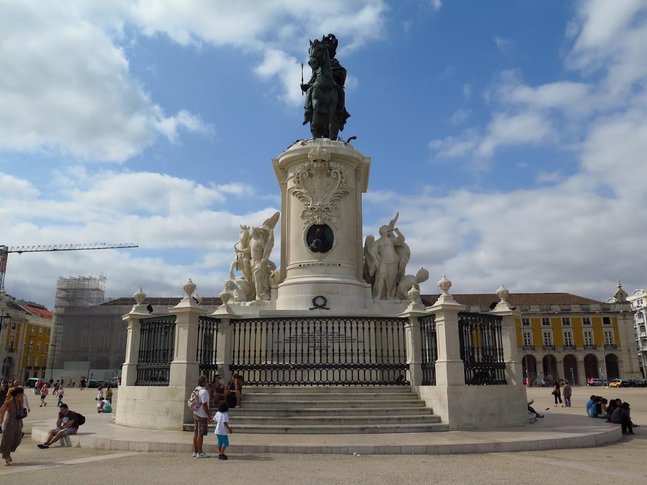 Praça do Comércio, Lisboa: pontos para visitar na região