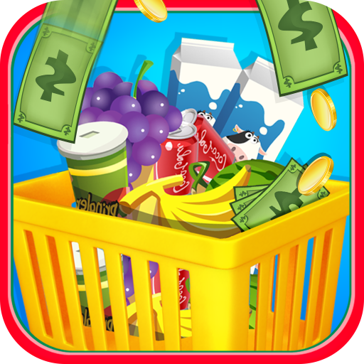 Supermarket Shopping for Kids (game)