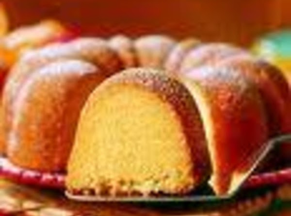 Awesome Rum Cake Recipe