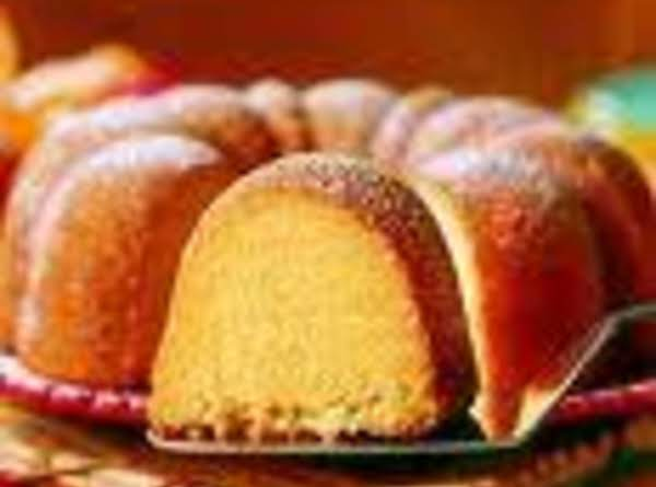 Awesome Rum Cake Recipe
