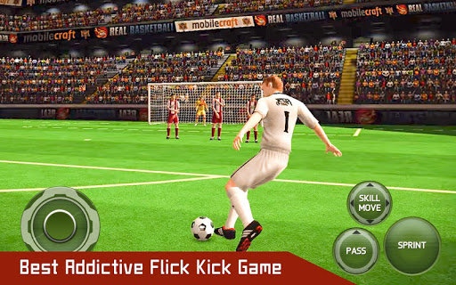 Football shooter : football shooting game 2019 screenshot 1