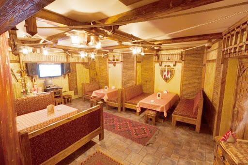 Малый зал в ресторане Мангал Сити для свадьбы
