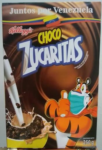 cereal choco zucaritas 250 gr