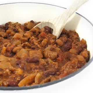 Chili Con Carne with Beans – Skinny and Healthy Recipe