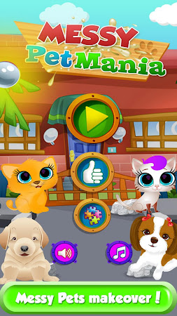 Messy Pets - Cleanup Salon 1.1.3 screenshot 2039359