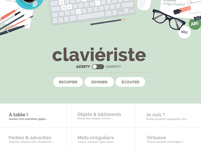 How to get CLAVIERISTE ( orthophonie ) 1.0 apk for laptop