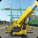 Cargo Ship Manual Crane 17 icon