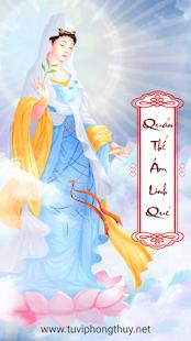 Que Quan Am - Quẻ Quán Âm - náhled