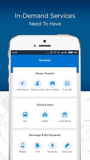 BSNL Wallet- Recharge,Bill Payments,Money Transfer screenshot 4