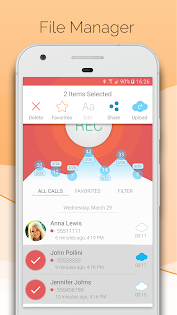 CallBOX: Automatic Call Recorder with Stealth Mode Aplicaciones (apk) descarga gratuita para Android/PC/Windows screenshot