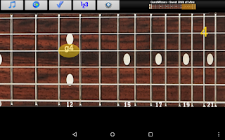 Screenshot of Guitar Riff Pro
