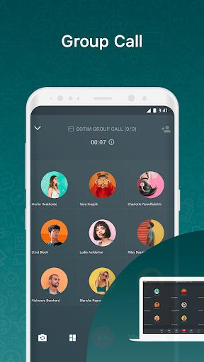 BOTIM - Unblocked Video Call and Voice Call 2.3.8 screenshots 4