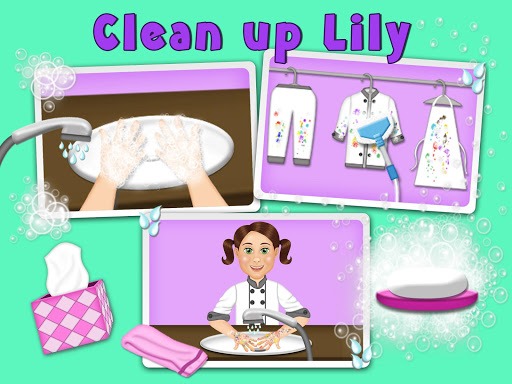 Lily's Bakery Baking Fun|玩教育App免費|玩APPs